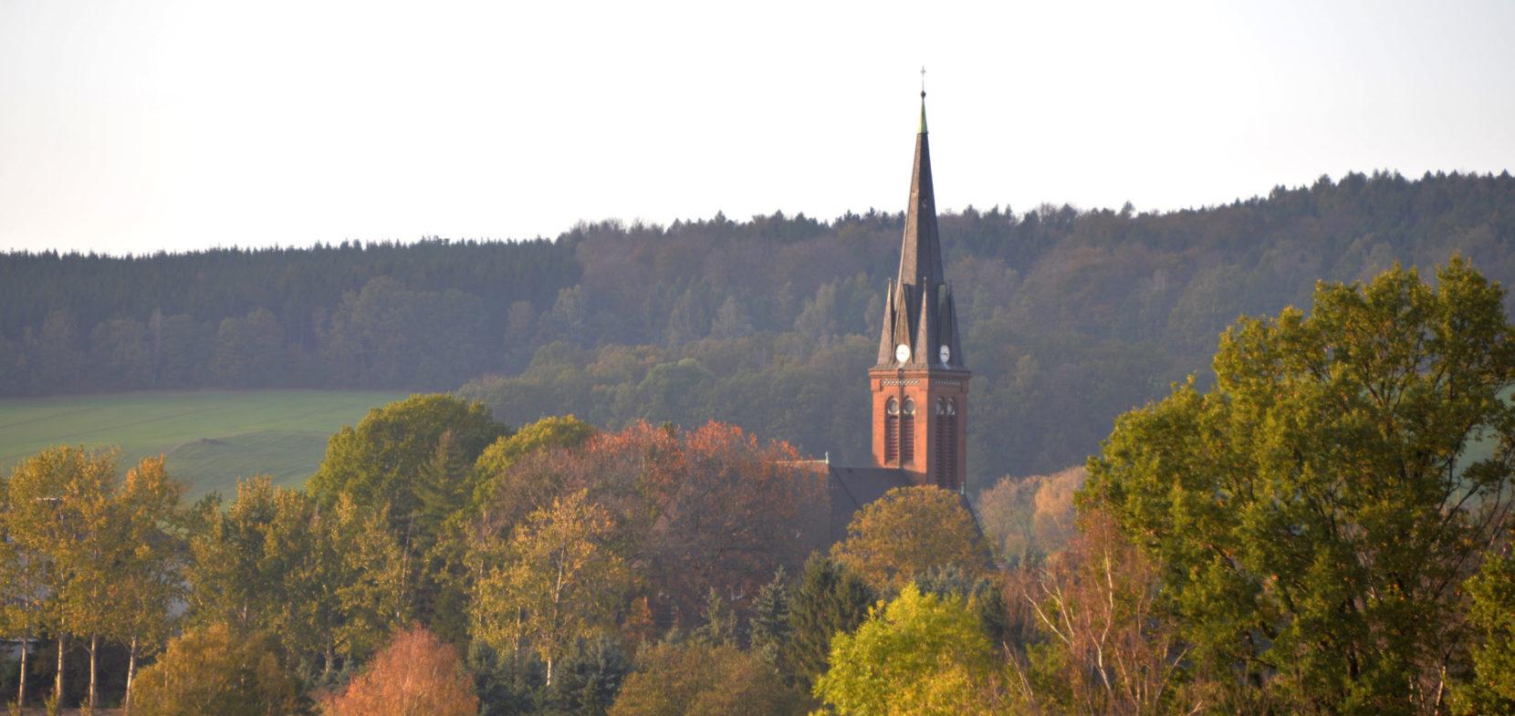 Peter-Paul-Kreuzkirchgemeinde Grüna-Mittelbach
